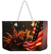 Thank You For Serving Weekender Tote Bag