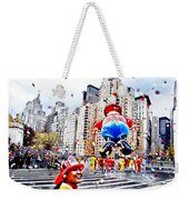 Thanksgiving Parade Weekender Tote Bag