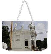 Thara Sahib Inside The Golden Temple Weekender Tote Bag