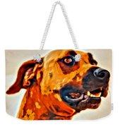 That Doggone Face Weekender Tote Bag