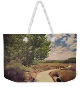 That Helping Hand Weekender Tote Bag by Laurie Search