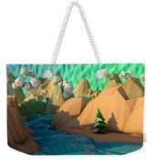 That Perfect Tree Weekender Tote Bag