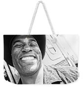 That Smile Weekender Tote Bag