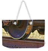 That Train Just Keeps A Rollin Weekender Tote Bag