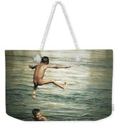 That Was A Great Day Weekender Tote Bag
