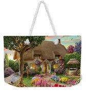 Thatched Cottage Weekender Tote Bag
