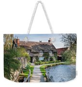 Thatched Cottage Thornton Le Dale Weekender Tote Bag