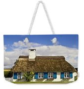 Thatched Country House Weekender Tote Bag