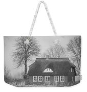 Thatched Roof Weekender Tote Bag