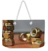 That's A Lot Of Nuts Weekender Tote Bag
