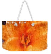 Thats What Faith Can Do Weekender Tote Bag