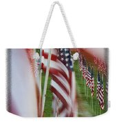 The 10th Anniversary Of 9-11-2001 Forest Park St Louis Mo Img 5708 Weekender Tote Bag