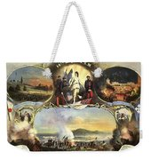 The 14th Regiment New York State Militia Weekender Tote Bag by Unknown