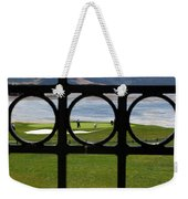 The 18th Hole Weekender Tote Bag