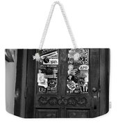 The 2nd Door Weekender Tote Bag