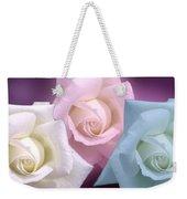 The 3 Graces Weekender Tote Bag by Joan-Violet Stretch