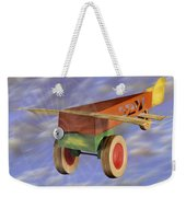 The 356th Toy Plane Squadron 2 Weekender Tote Bag