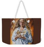 The 7 Spirits Series - The Spirit Of Understanding Weekender Tote Bag
