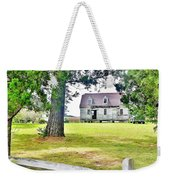 The Abandoned Farmhouse Weekender Tote Bag