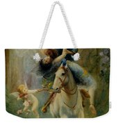 The Abduction In Cairo Weekender Tote Bag