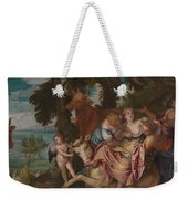 The Abduction Of Europa Weekender Tote Bag