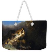 The Abduction Of Proserpina Weekender Tote Bag
