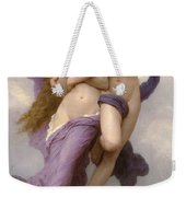 The Abduction Of Psyche Weekender Tote Bag