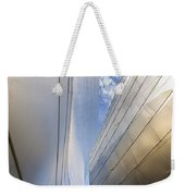 The Abstract Curves Of The Disney Concert Hall Weekender Tote Bag