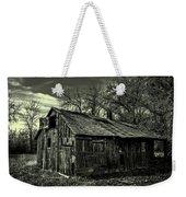 The Adirondack Mountain Region Barn Weekender Tote Bag