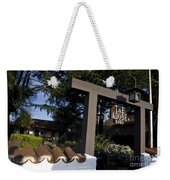 The Adobe Santa Clara California Weekender Tote Bag