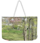 The Advent Of Spring Weekender Tote Bag