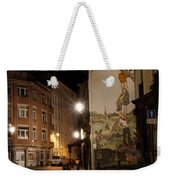The Adventures Of Nero Weekender Tote Bag by Juli Scalzi