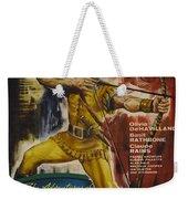 The Adventures Of Robin Hood  Weekender Tote Bag