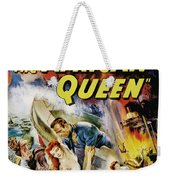 The African Queen  Weekender Tote Bag