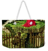 The Agony In The Garden, C.1500 Oil On Canvas Weekender Tote Bag