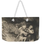 The Agony In The Garden Weekender Tote Bag by Rembrandt