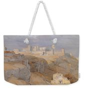 The Alcazar Of Carmona, Andalucia Weekender Tote Bag