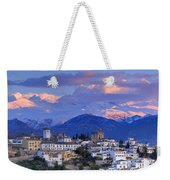 The Alhambra And Granada Weekender Tote Bag