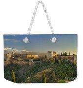 The Alhambra Palace Weekender Tote Bag