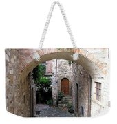 The Alleyway To Home Weekender Tote Bag
