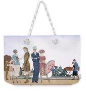 The Allies In Versailles Weekender Tote Bag