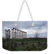 The Almost Forgotten Columns -- 2 Weekender Tote Bag