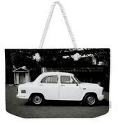 The Ambassador Car Weekender Tote Bag