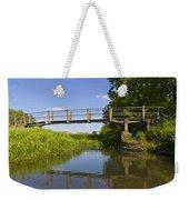 The Ambling River Weekender Tote Bag