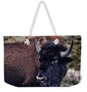 The American Bison Weekender Tote Bag