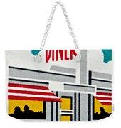 The American Diner  Weekender Tote Bag