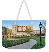 The Americana At Brand Outdoor Shopping Mall In California. Weekender Tote Bag