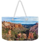 The Amphitheater At Farview Point Weekender Tote Bag