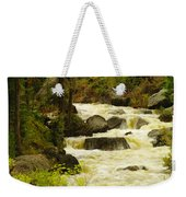 The Amsden River Wyoming Weekender Tote Bag