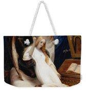 The Angel Of Death Weekender Tote Bag